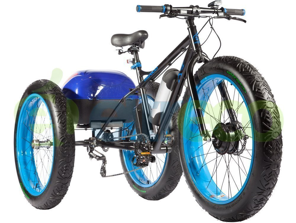 Трицикл Eltreco Fat Bike