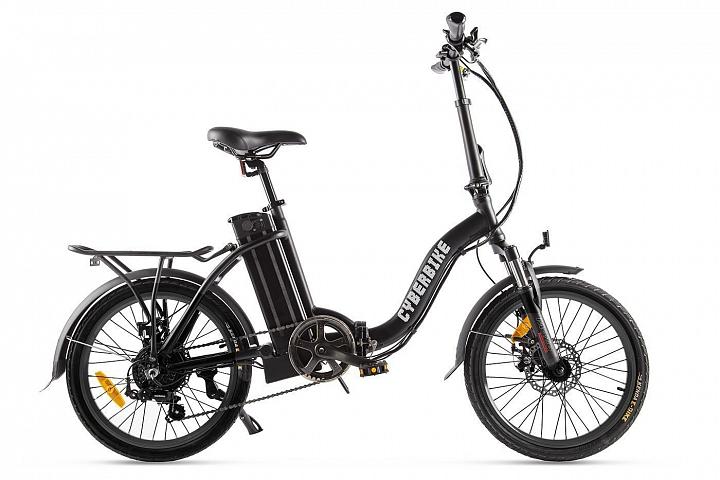 картинка Велогибрид Cyberbike FLEX отмагазина Eltreco