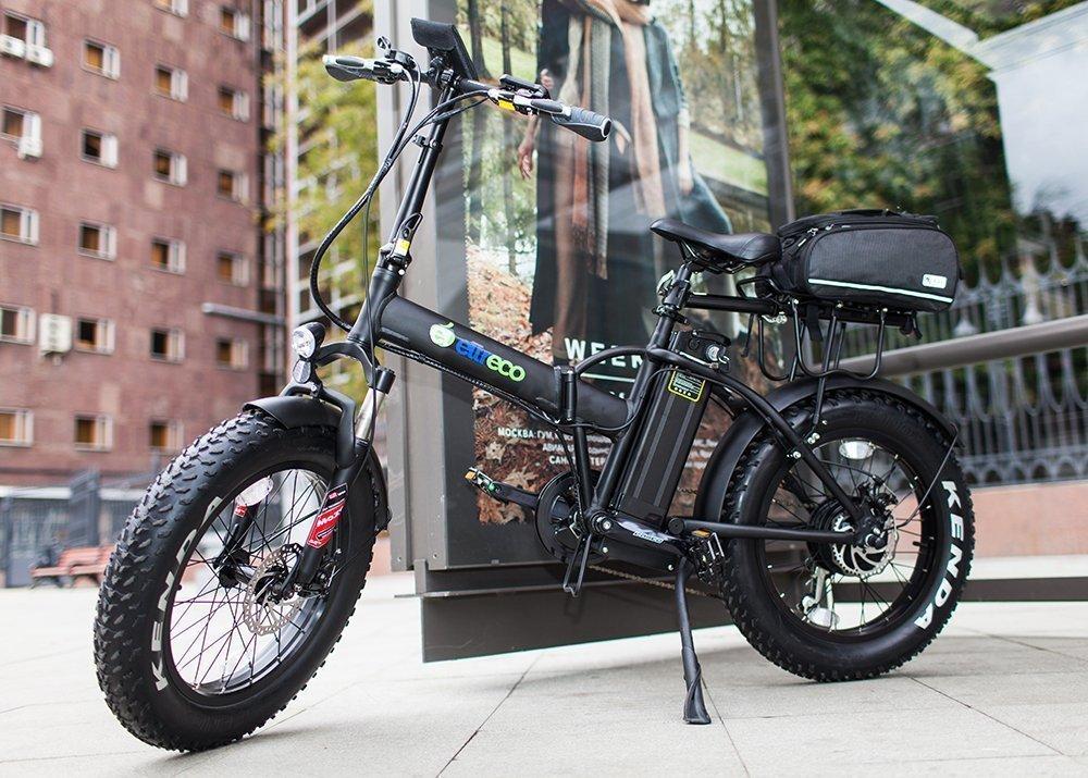 Электровелосипед Eltreco Pragmatic