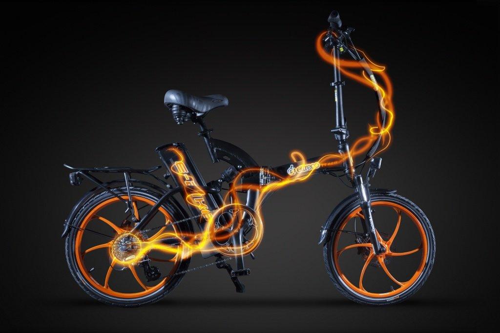 Электровелосипед Eltreco TT